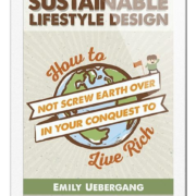 eBook Sustainable Lifestyle Design by Emily Uebergang