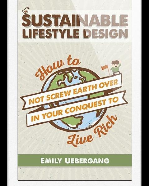 eBook Sustainable Lifestyle Design by Emily Uebergang